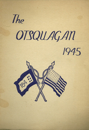 1945 Edition, Van Hornesville High School - Otsquagan Yearbook (Van Hornesville, NY)