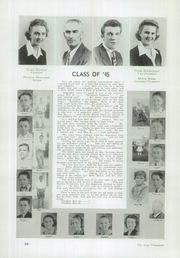Page 12, 1945 Edition, Van Hornesville High School - Otsquagan Yearbook (Van Hornesville, NY) online yearbook collection