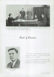 Page 8, 1945 Edition, Van Hornesville High School - Otsquagan Yearbook (Van Hornesville, NY) online yearbook collection