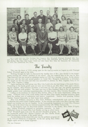 Page 9, 1945 Edition, Van Hornesville High School - Otsquagan Yearbook (Van Hornesville, NY) online yearbook collection
