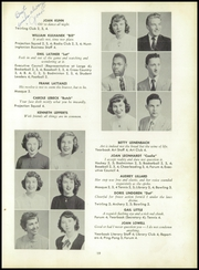 Robert L Simpson High School - Huntingtonian Yearbook (Huntington, NY) online yearbook collection, 1952 Edition, Page 23