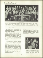 Robert L Simpson High School - Huntingtonian Yearbook (Huntington, NY) online yearbook collection, 1952 Edition, Page 41