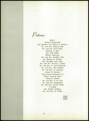 Robert L Simpson High School - Huntingtonian Yearbook (Huntington, NY) online yearbook collection, 1952 Edition, Page 74