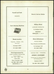 Robert L Simpson High School - Huntingtonian Yearbook (Huntington, NY) online yearbook collection, 1952 Edition, Page 84