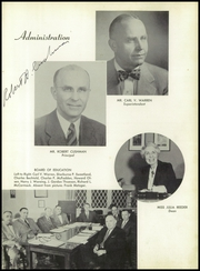 Robert L Simpson High School - Huntingtonian Yearbook (Huntington, NY) online yearbook collection, 1952 Edition, Page 9