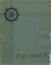 Page 1, 1937 Edition, St Marys High School - Per Annos Yearbook (Cortland, NY) online yearbook collection