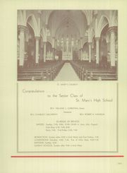Page 58, 1938 Edition, St Marys High School - Per Annos Yearbook (Cortland, NY) online yearbook collection
