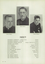 Page 8, 1944 Edition, St Marys High School - Per Annos Yearbook (Cortland, NY) online yearbook collection