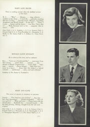 Page 13, 1950 Edition, St Marys High School - Per Annos Yearbook (Cortland, NY) online yearbook collection
