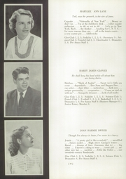 Page 14, 1950 Edition, St Marys High School - Per Annos Yearbook (Cortland, NY) online yearbook collection