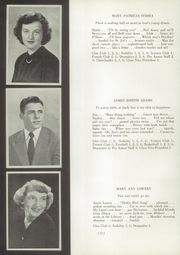 Page 16, 1950 Edition, St Marys High School - Per Annos Yearbook (Cortland, NY) online yearbook collection
