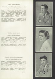 Page 17, 1950 Edition, St Marys High School - Per Annos Yearbook (Cortland, NY) online yearbook collection