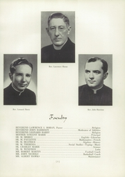 Page 9, 1950 Edition, St Marys High School - Per Annos Yearbook (Cortland, NY) online yearbook collection