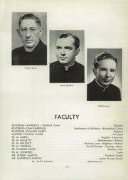 Page 10, 1951 Edition, St Marys High School - Per Annos Yearbook (Cortland, NY) online yearbook collection