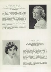 Page 15, 1951 Edition, St Marys High School - Per Annos Yearbook (Cortland, NY) online yearbook collection