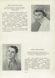 Page 17, 1951 Edition, St Marys High School - Per Annos Yearbook (Cortland, NY) online yearbook collection
