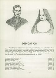Page 6, 1951 Edition, St Marys High School - Per Annos Yearbook (Cortland, NY) online yearbook collection