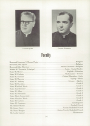 Page 12, 1953 Edition, St Marys High School - Per Annos Yearbook (Cortland, NY) online yearbook collection