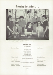 Page 14, 1953 Edition, St Marys High School - Per Annos Yearbook (Cortland, NY) online yearbook collection