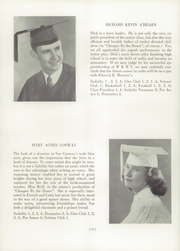 Page 16, 1953 Edition, St Marys High School - Per Annos Yearbook (Cortland, NY) online yearbook collection