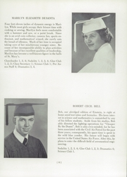 Page 17, 1953 Edition, St Marys High School - Per Annos Yearbook (Cortland, NY) online yearbook collection