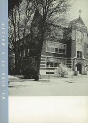 Page 6, 1954 Edition, St Marys High School - Per Annos Yearbook (Cortland, NY) online yearbook collection