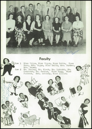 Page 12, 1951 Edition, Mannsville Central High School - Comet Yearbook (Mannsville, NY) online yearbook collection