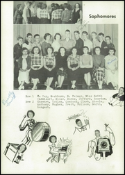 Page 14, 1951 Edition, Mannsville Central High School - Comet Yearbook (Mannsville, NY) online yearbook collection