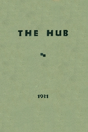 1931 Edition, Grand Gorge Central High School - Hub Yearbook (Grand Gorge, NY)
