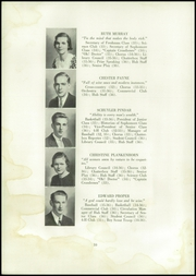 Page 10, 1936 Edition, Grand Gorge Central High School - Hub Yearbook (Grand Gorge, NY) online yearbook collection