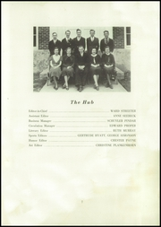 Page 7, 1936 Edition, Grand Gorge Central High School - Hub Yearbook (Grand Gorge, NY) online yearbook collection