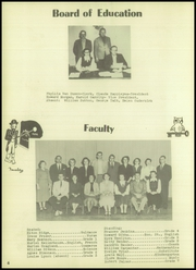 Page 10, 1952 Edition, Grand Gorge Central High School - Hub Yearbook (Grand Gorge, NY) online yearbook collection