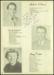 Page 14, 1952 Edition, Grand Gorge Central High School - Hub Yearbook (Grand Gorge, NY) online yearbook collection