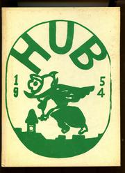 1954 Edition, Grand Gorge Central High School - Hub Yearbook (Grand Gorge, NY)