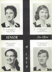 Page 14, 1959 Edition, St Marys High School - Sancta Maria Yearbook (Niagara Falls, NY) online yearbook collection