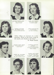 Page 15, 1959 Edition, St Marys High School - Sancta Maria Yearbook (Niagara Falls, NY) online yearbook collection