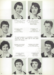 Page 16, 1959 Edition, St Marys High School - Sancta Maria Yearbook (Niagara Falls, NY) online yearbook collection