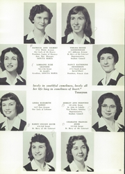 Page 17, 1959 Edition, St Marys High School - Sancta Maria Yearbook (Niagara Falls, NY) online yearbook collection