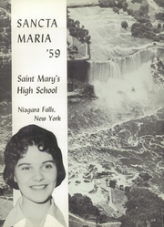Page 6, 1959 Edition, St Marys High School - Sancta Maria Yearbook (Niagara Falls, NY) online yearbook collection
