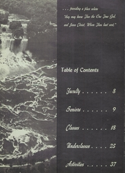 Page 7, 1959 Edition, St Marys High School - Sancta Maria Yearbook (Niagara Falls, NY) online yearbook collection