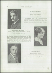 Page 14, 1927 Edition, St Patricks Academy - Patrician Yearbook (Binghamton, NY) online yearbook collection