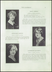 Page 17, 1927 Edition, St Patricks Academy - Patrician Yearbook (Binghamton, NY) online yearbook collection
