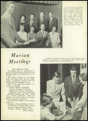 Page 12, 1955 Edition, St Patricks Academy - Patrician Yearbook (Binghamton, NY) online yearbook collection