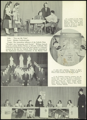Page 13, 1955 Edition, St Patricks Academy - Patrician Yearbook (Binghamton, NY) online yearbook collection