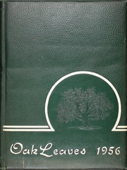 1956 Edition, Manlius High School - Oak Leaves Yearbook (Manlius, NY)