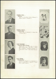 Page 12, 1939 Edition, Shortsville High School - Hi Lo Yearbook (Shortsville, NY) online yearbook collection
