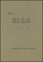 Page 3, 1939 Edition, Shortsville High School - Hi Lo Yearbook (Shortsville, NY) online yearbook collection