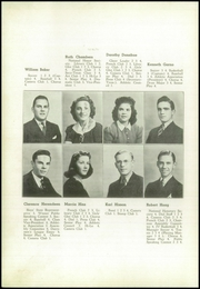 Page 12, 1941 Edition, Shortsville High School - Hi Lo Yearbook (Shortsville, NY) online yearbook collection