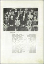 Page 7, 1941 Edition, Shortsville High School - Hi Lo Yearbook (Shortsville, NY) online yearbook collection