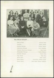 Page 8, 1941 Edition, Shortsville High School - Hi Lo Yearbook (Shortsville, NY) online yearbook collection